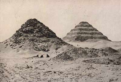 step pyramids
