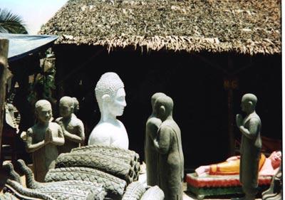 Buddha factory