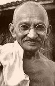 Gandhi shoulder