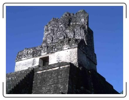 Tikal tower