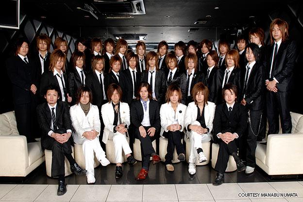 host vs hostess club in japan