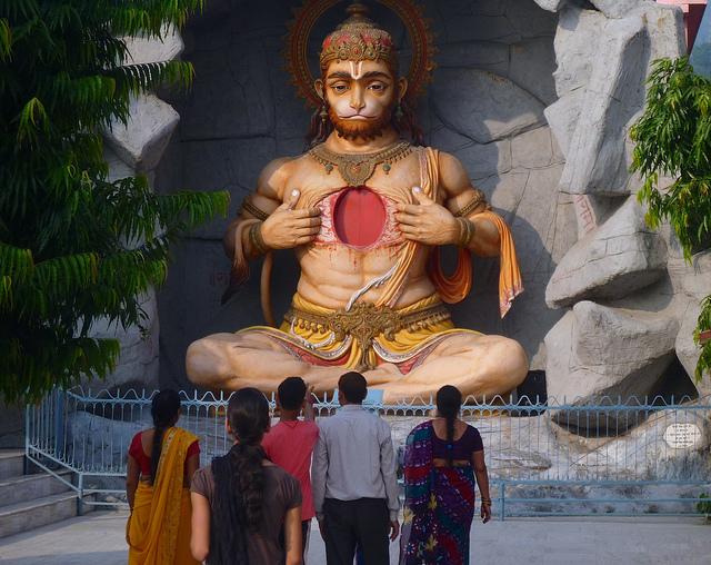 Hanuman Rishikesh