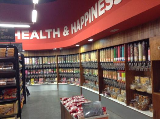 shopping Health and Happiness