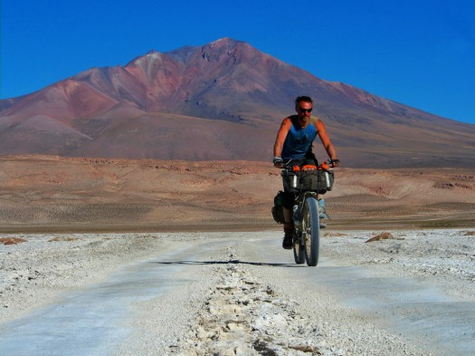 Salar cycling