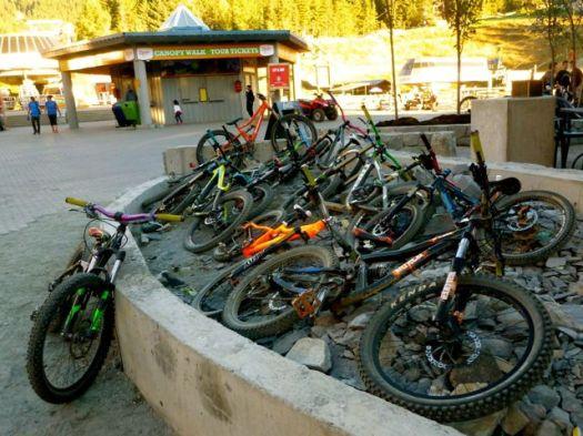 mtn bikes