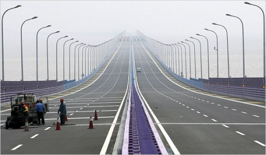 Chinese road