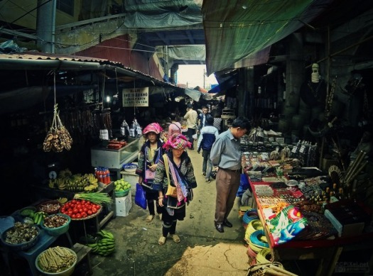 Market Sapa