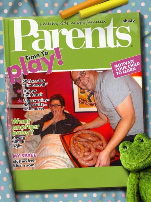 Ron Kate Parents