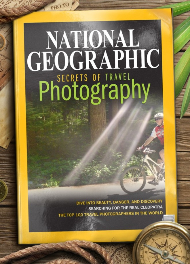 Ron National Geographic cycling