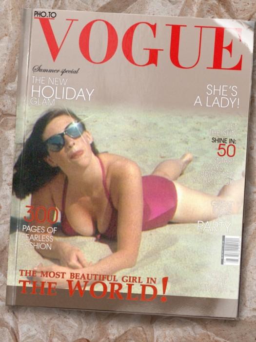 Vogue Kate