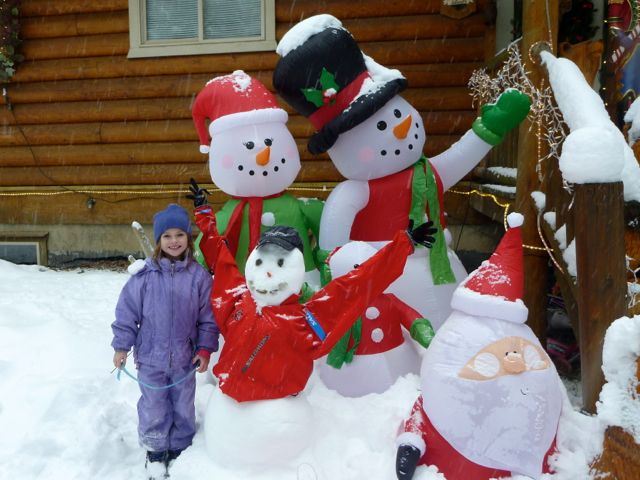 check the Adventure Racing snowman