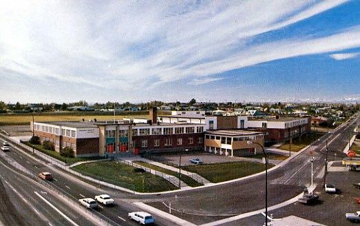 Viscount Bennett High School