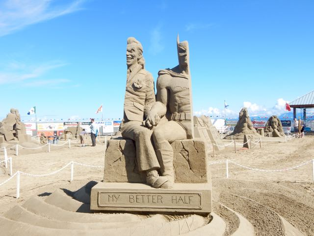Parksville Sand Sculpting - 5