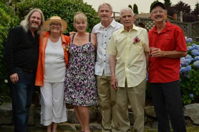 2015 at Rob & Yvonne's wedding