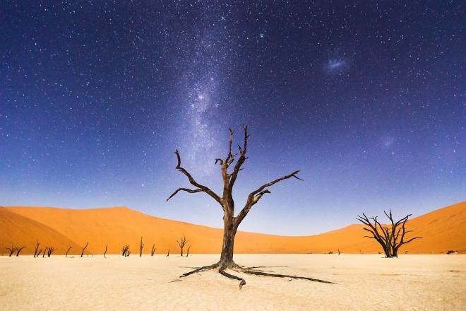 Deadveli, Namibia