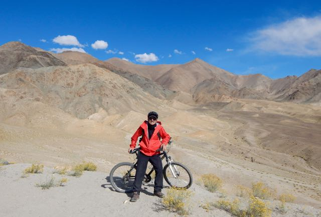 Khardongla Pass mountain bike - 16 of 16