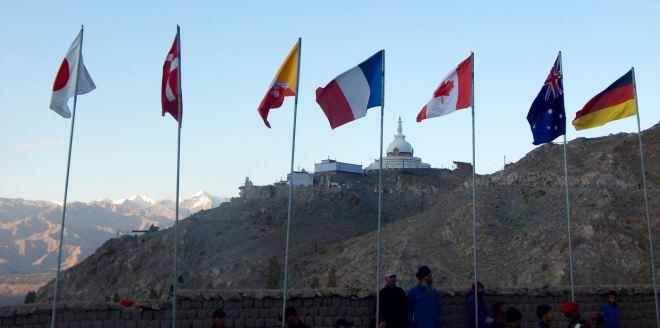 Ladakh Marathon 1