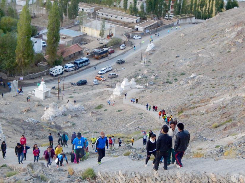 Ladakh Marathon 2