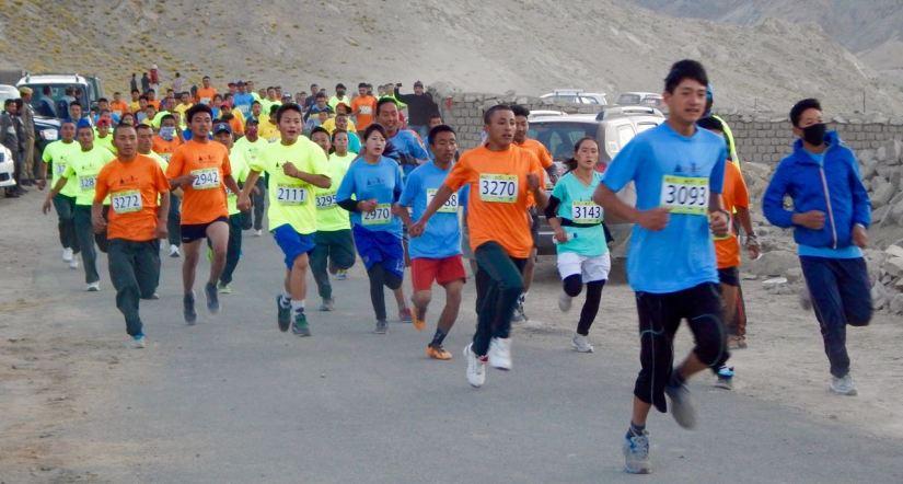Ladakh Marathon 5