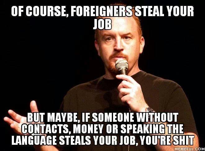 CK on jobs