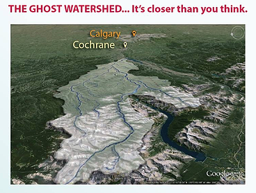 Ghost watershed