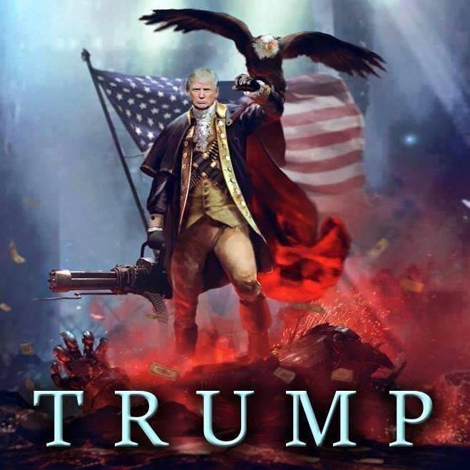 Trump EGO
