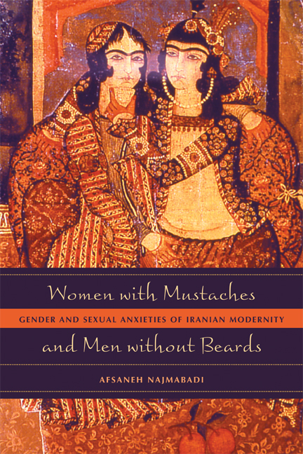 women with moustache