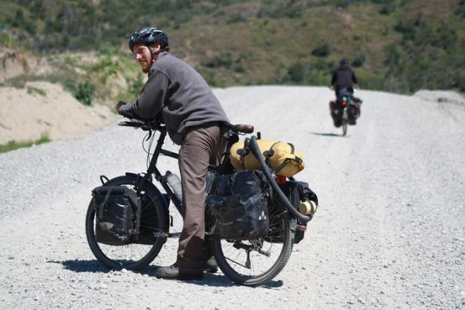 Cyclists-on-the-Carretera-Austral