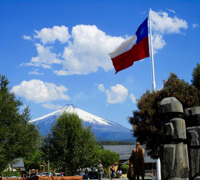 Pucon, Chile Feb 2, 2016