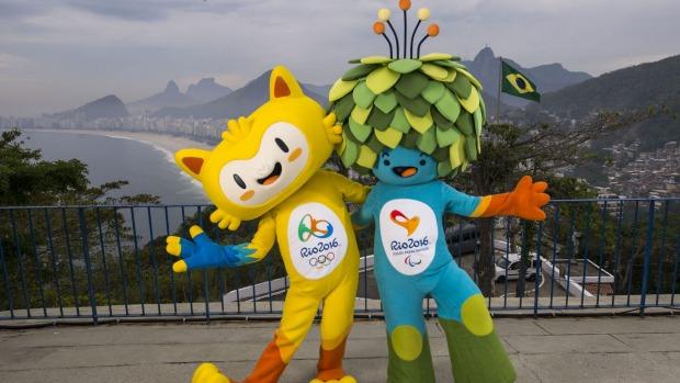 Rio Mascots