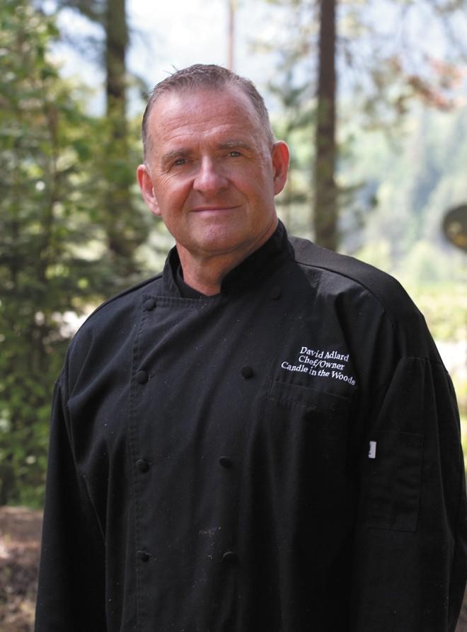 Dave Adlard chef
