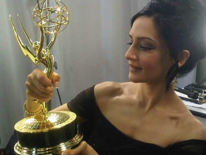 Did she win an Emmy? NO ... don't tell me. I'm only on Season 1.