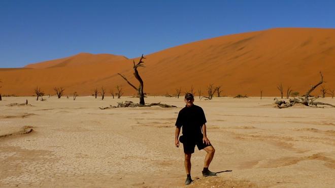 Sossusvlei Dunes, Namibia - Deadvlei