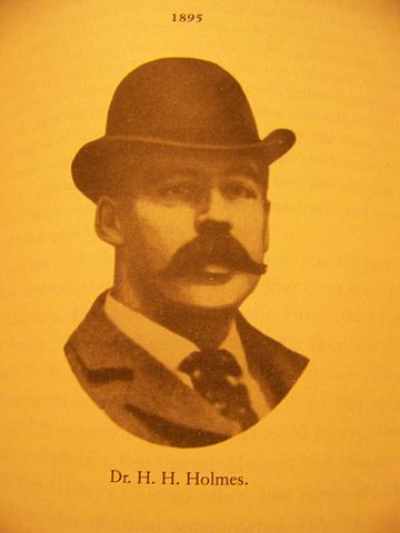 Serial killer Dr. Henry Howard Holmes