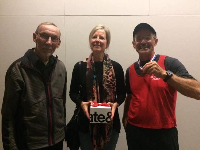 Mr M, Sue, Rick