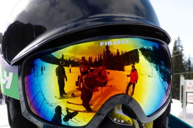 Ski BANFF Feb 2017 Longs
