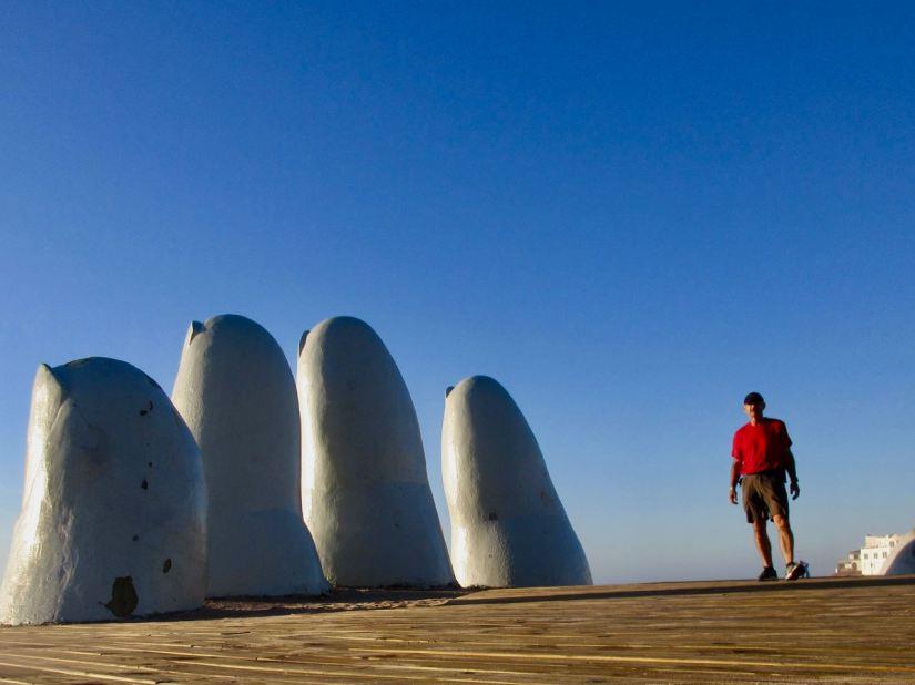 The Hand, Punta del Este,URUGUAY