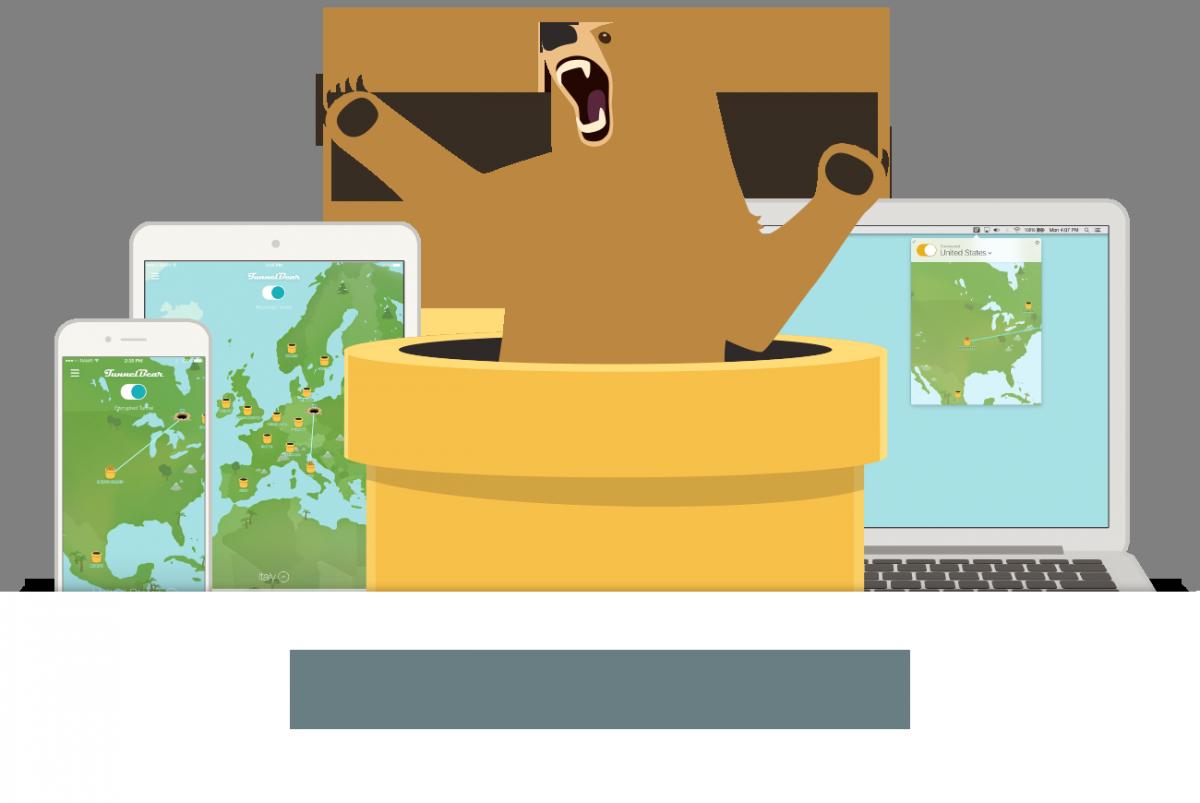 Tunnel Bear VPN | RickMcCharles com